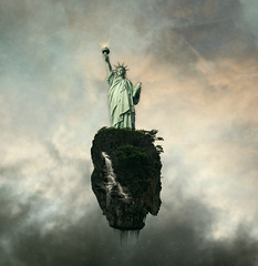 * Floating Liberty *