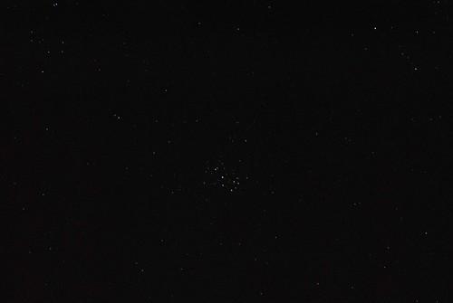 Pleiades by kurtzepp