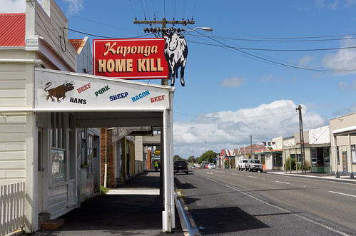 4/5 small town scenes that I found in taranaki …
