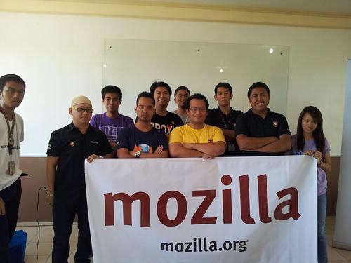 Mozilla Philippines Campus Tour: Pamantasan ng Cabuyao