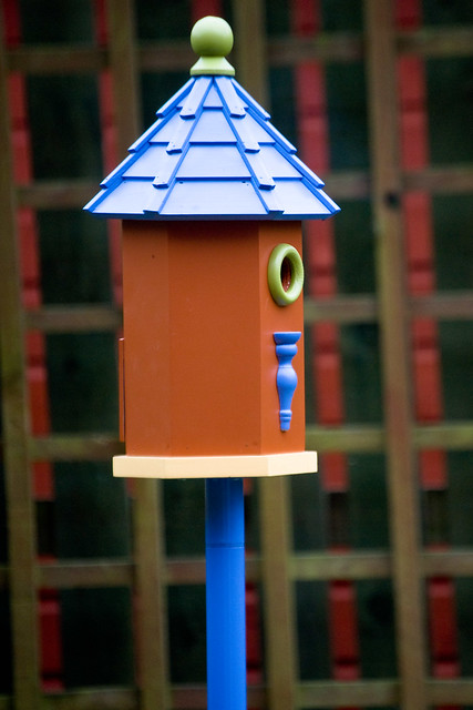 130312_ Our new bird house