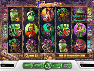 Wild Witches slot game online review