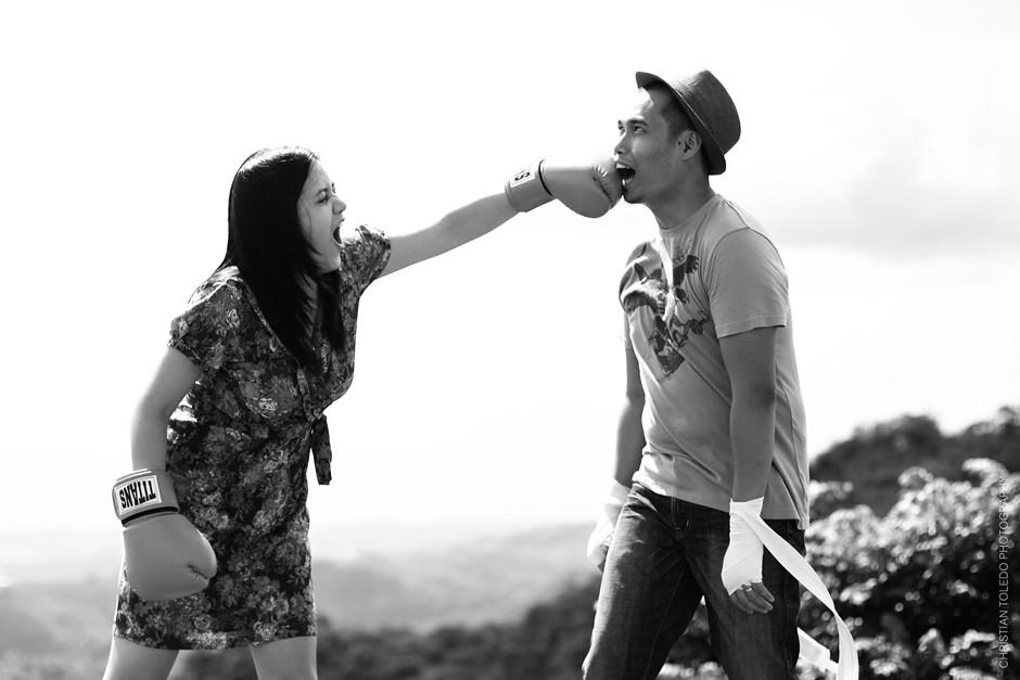 Cebu Engagement Session, Cebu Engagement Photo