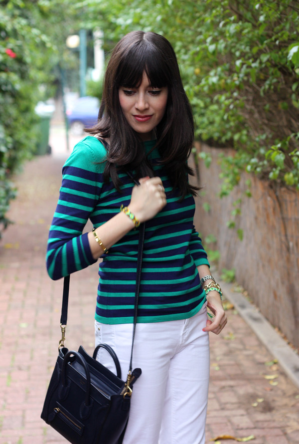 striped_top_white_jeans_celine_bag1