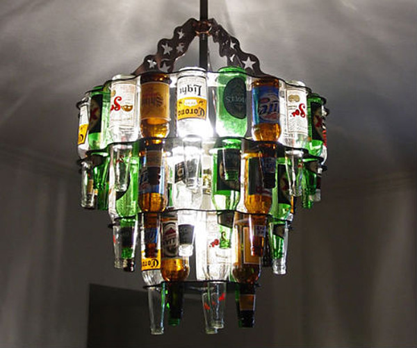 recycled-bottles-DIY-beer-chandelier
