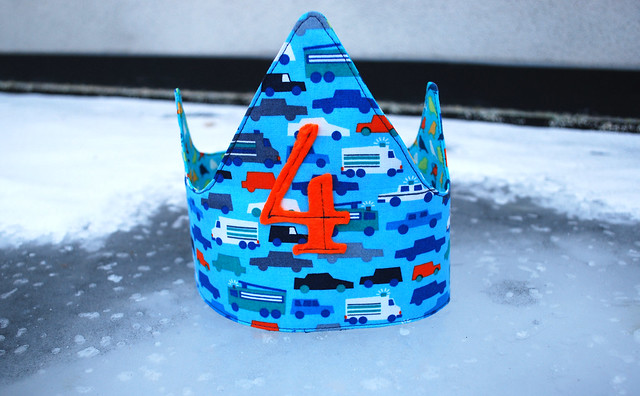 Kroon voor de klas (jongens)