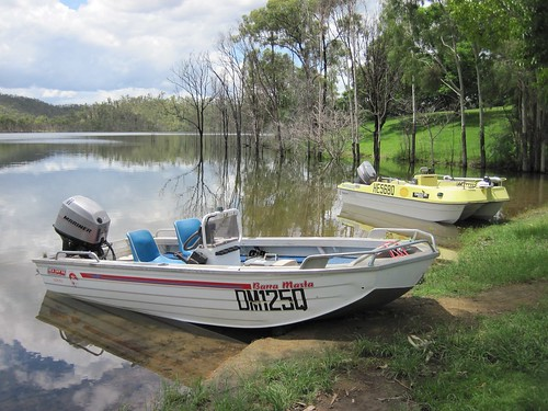 Lake Cania fleet