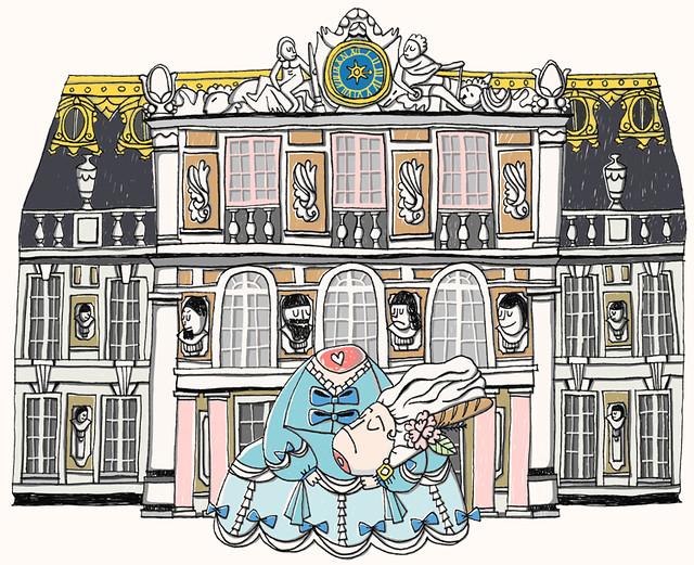 Marie Antoinette Beheaded