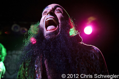 Foxy Shazam - 02-10-12 - St Andrews Hall, Detroit, MI
