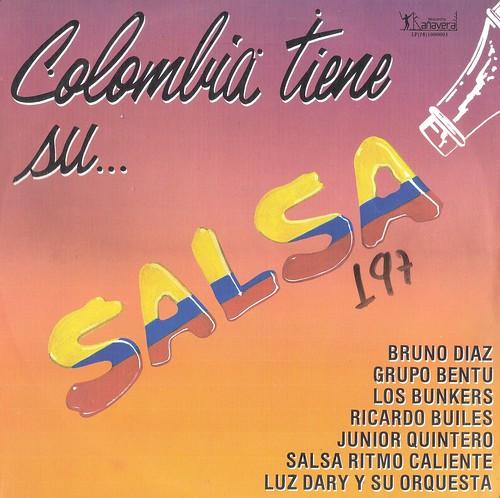 musica salsa,