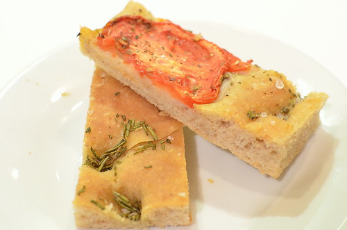 House-made Foccaccia