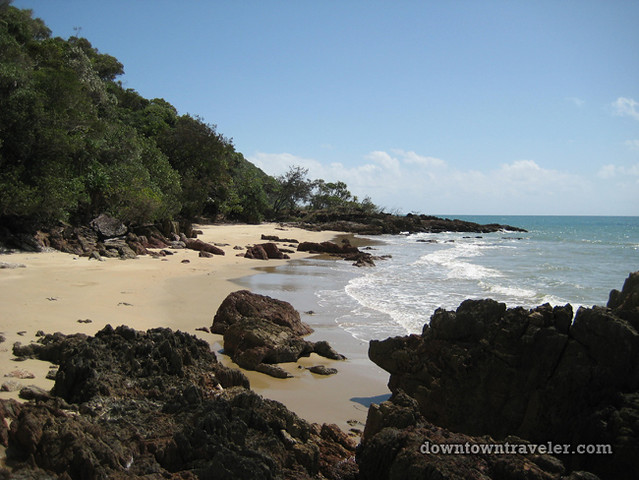 Cape Tribulation Beach Australia