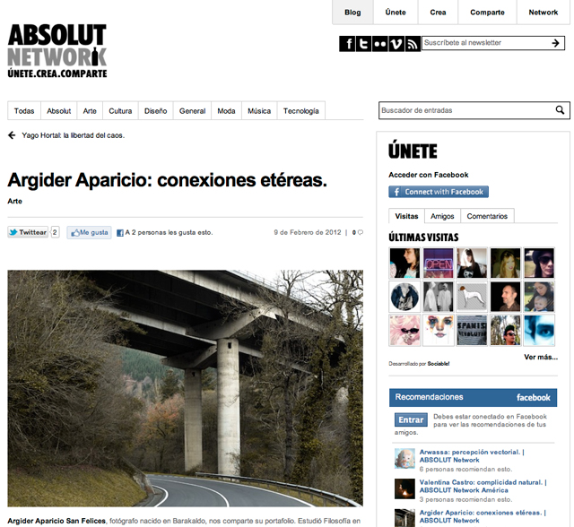 ABSOLUT NETWORK