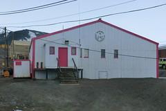 Bldg 142 McMurdo General Hospital Antarctica