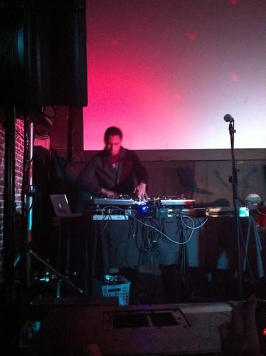 DJ Packo @ NextDoor 2/11/12