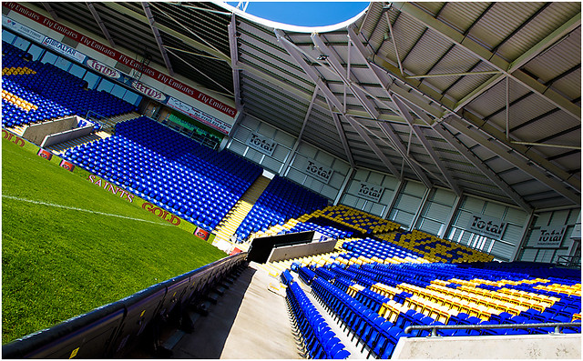 Halliwell Jones Stadium Flickr Photo Sharing