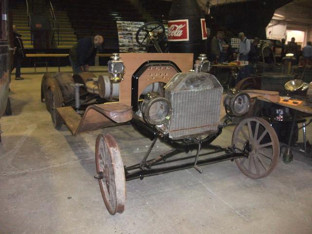Ford Model T Chassis : Ford model t chassis in progress by