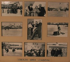 Orioles Winter Carnival 1953