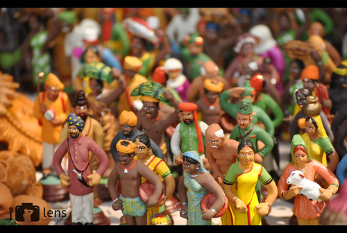 Miniatures of Indians