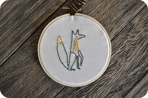 Wild Olive Stitch Swap