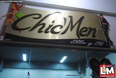 Tienda Chic' Men presento nueva mercancía de temporada
