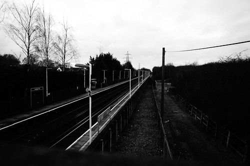 Black & White HC railway
