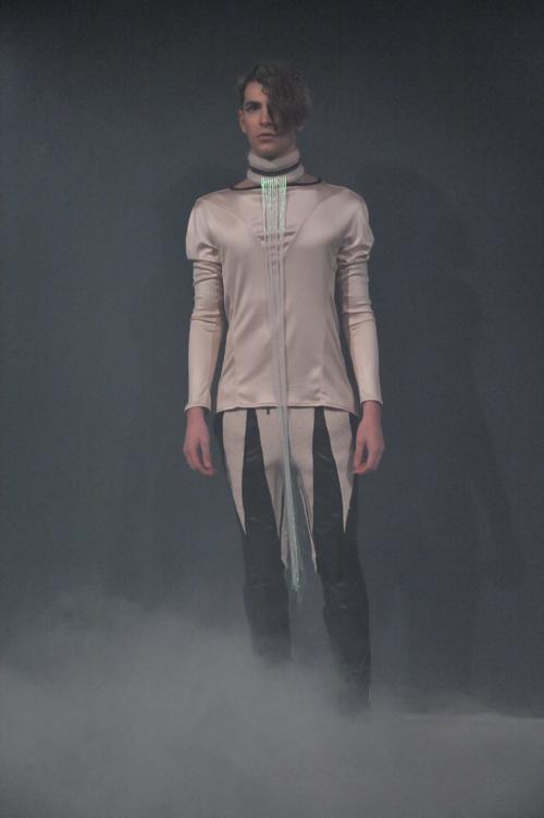 Maxime Bergougnoux3068_FW12 Tokyo YUIMA NAKAZATO(Fashion Press)