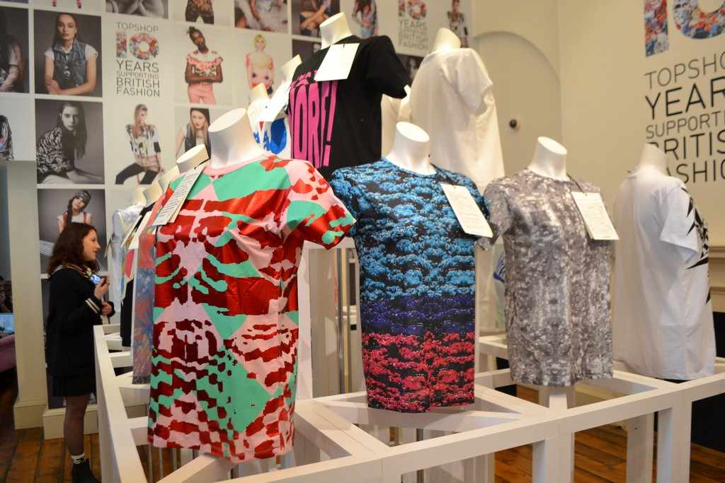 daisybutter - UK Style Blog: lfw aw12, exhibition