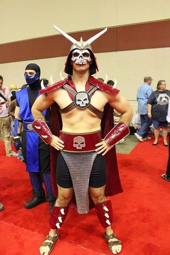 Shao Khan - MegaCon 2012