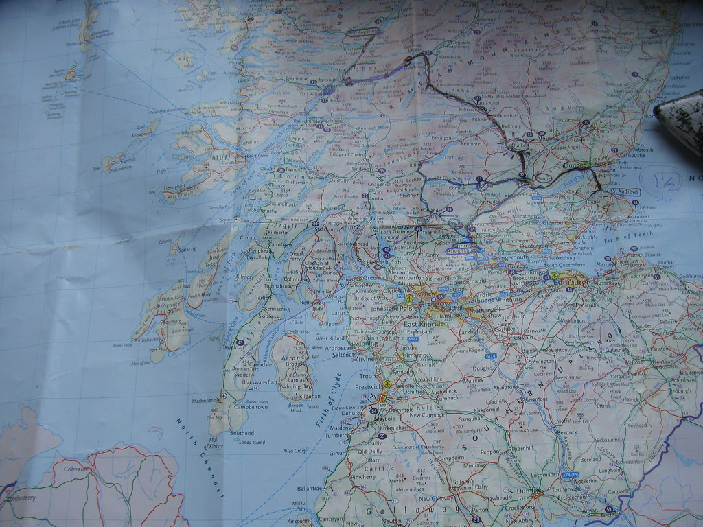 Travelogue: Loch Ness and the Highlands | Two TWAMPs in ...