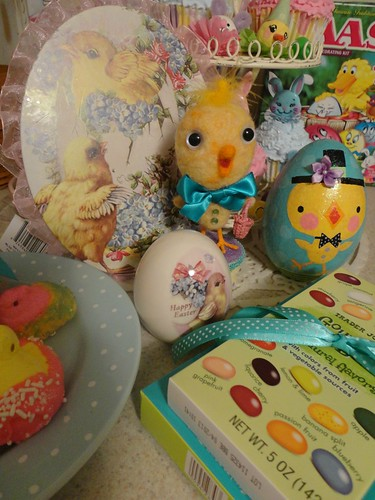 easter swappies from Kelly!