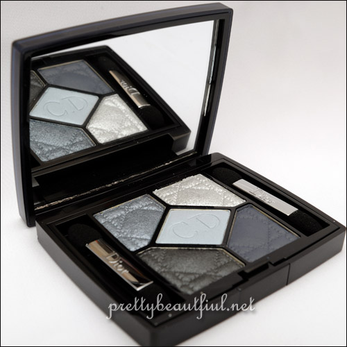 Dior 5-Color Eyeshadow Bleu de Paris