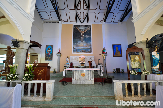 St. Mark Cathedral, Infanta, Quezon