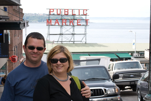 Holidays, Vacations and Fun: Don and Susan in Seattle