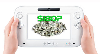 wii u costs slider