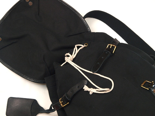 Ralph Lauren / Canvas Backpack