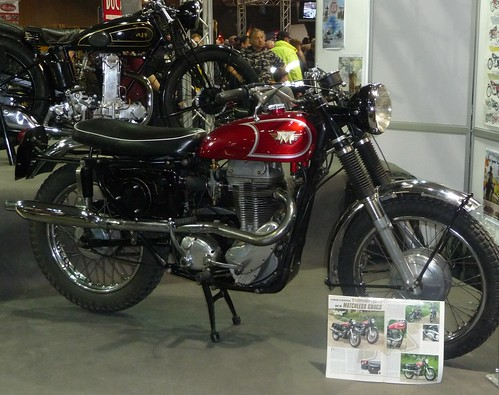 Wieze 2012 Matchless 500 G80 CS