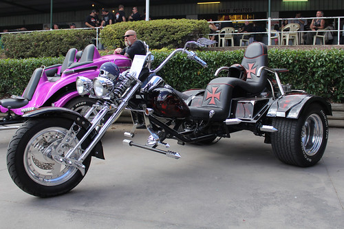 Oz Trike Chopper