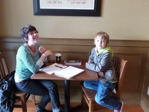 Coffee Date w/Emily