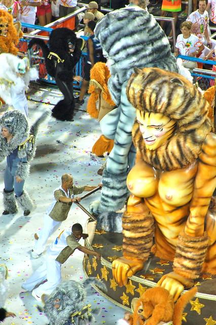 Rio's Carnival: Sao Clemente29