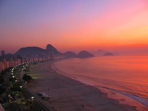 Amanecer en Río de Janeiro by Miradas Compartidas