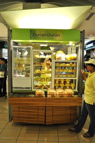 durian durian cart