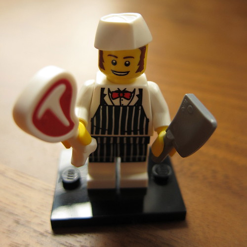 Best new minifig
