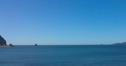 El mar en Lenga