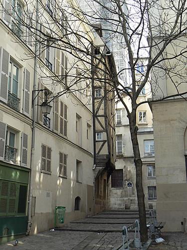 ruelle du Marais