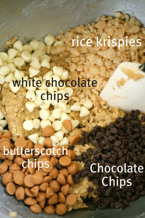 Cookie Ingredients 2