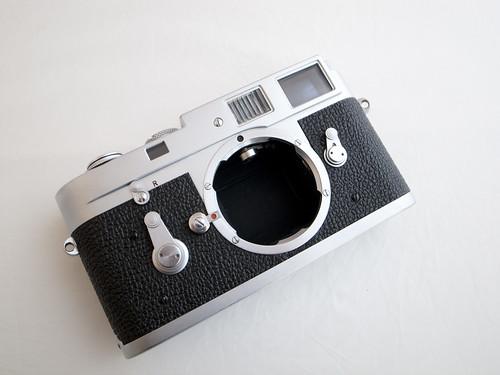 Leica M2 w/o lens
