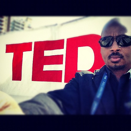 #ted was amazing