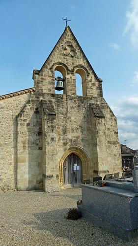 Caubon Saint Sauveur - L'Eglise 02