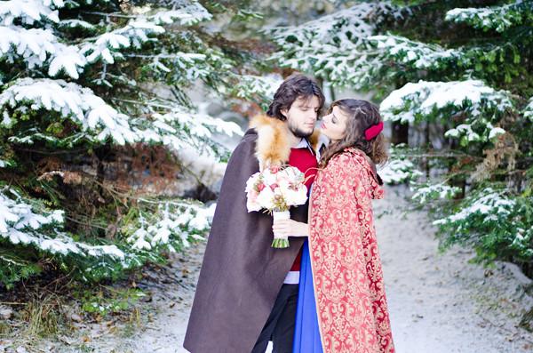 Snow White 2-4